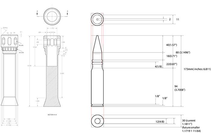 Bullet & Minaret